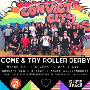 convict-city-rollers-hobart-events-2020